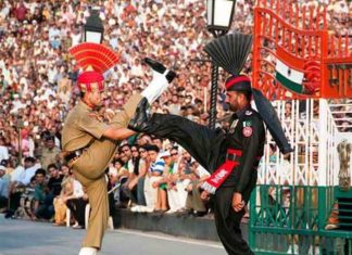 69th Republic Day Parade, 69th Republic Day, BSF, Pak Rangers
