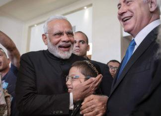 26/11 survivor baby Moshe, PM Modi, Israel Prime Minister Benjamin Netanyahu,