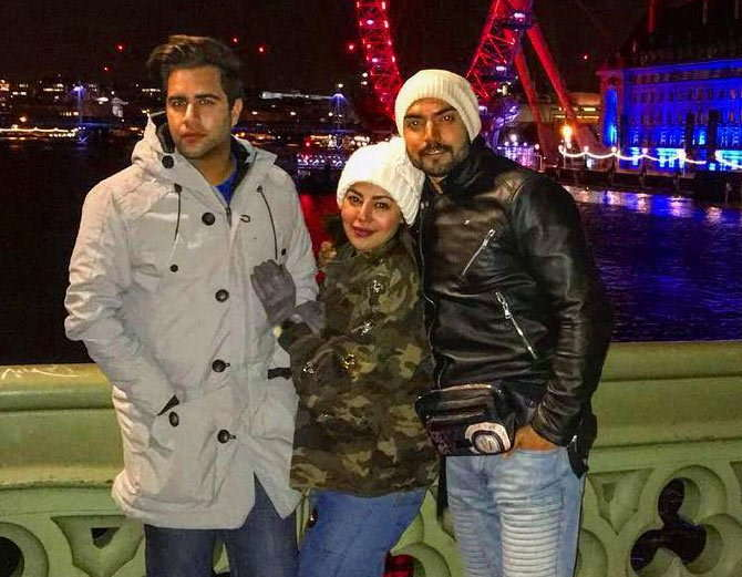 Gurmeet Chaudhary, Debina Banerjee, Ram-Sita On Screen, London Trip, TV News