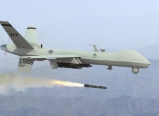 America Drone Attack On Pakistan, Haqquani Network, International News