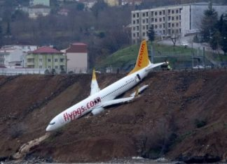 Turkey Airport, Accident, International News
