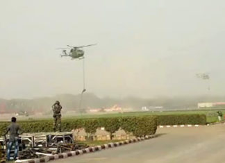 Dhruv Helicopter Accident, Army day Rehearsal, Probe
