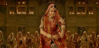 Deepika Padukone, Sanjay Leela Bhansali, Ghoomar song, VFX Effects