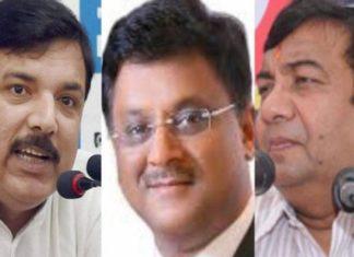 AAP, Rajyasabha, Kumar Vishwas, Sanjay Singh, Navin Gupta, Sushil Gupta, Final List for rajyasabha
