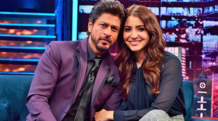 Shahrukh Khan, Anushka Sharma, Welcome on Set, Pari, Zero, Bollywood News