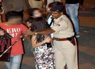 Molestation of Girls, New Year Eve, Banglore Brigade Road, Sexual Abuse