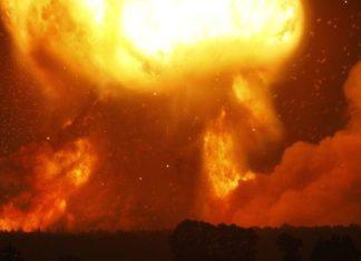 ammunition depot, Blast, Srinagar News