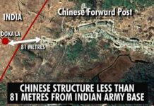 Doklam, CHina Contruction in Doklam, Congress raised question, Nirmala Sitaraman, PM Modi