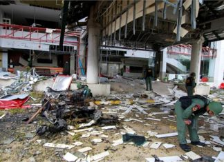 Blast in Thailand Market, International News