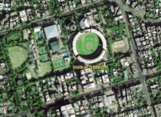 Cartosat 2 series, ISRO, Holkar Stadium