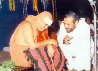Jayendra Sraswathi, Narendra Modi, Shankaracharya, Kanchi Math, Ram Madhav