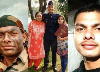 LOC, Line of Control, Kapil Kundu, Pakistan Firing, Martyr