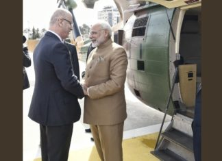 PM Modi, Palestine Visit, Grand Collar Award, UAE, Oman
