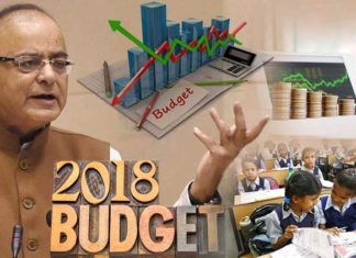 Union Budge 2018, Finance Minister Arun Jaitley, Wifi Hotsopt, Education Budget, Uniob Budget Live 2018, Budget For Farmers