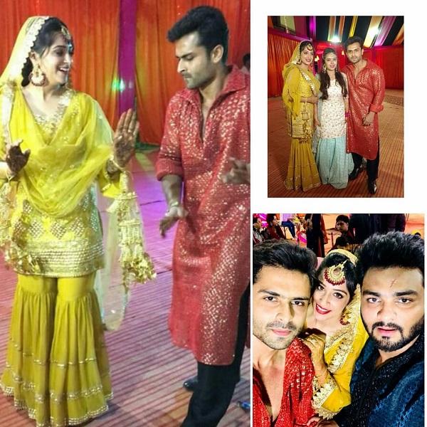 Sasural Simar Ka, Deepika Kakkar, Shoaib Abrahim, Mehendi Ceremony, Sangeet, TV News