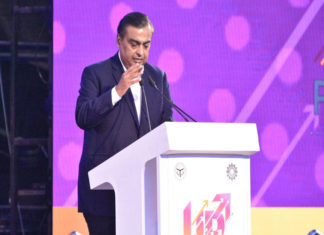 UP Investors Summit 2018, Mukesh Ambani, JIo, PM Modi, Namami Gange, Jio Project, Employment in UP, Reliance Foundation