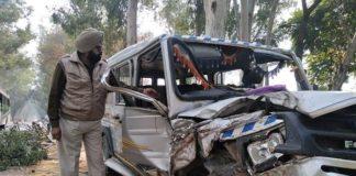 Road Accident, Injured, Heart Attack, Faridkot