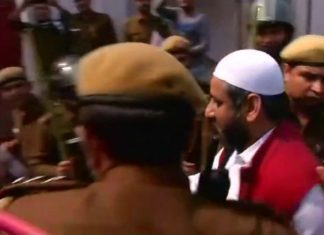 Delhi Chief Secretary, Anshu Prakash, Amanatulla Khan, AAP MLA, Assault Case, Surrender