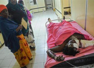 Somalia, Car Bomb Blast, Mogadishu,
