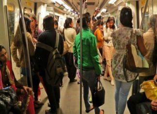 Delhi Metro, Robbers Gang, Ladies Coach, Beware