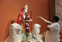 Shriguru Pawan, Paavan Chintan Dhara, Maa Durga. Navratri