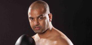 Boxer Akhil Kumar