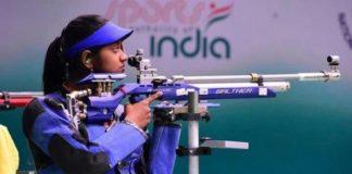 Indian Shooter Elavenil Valarivan