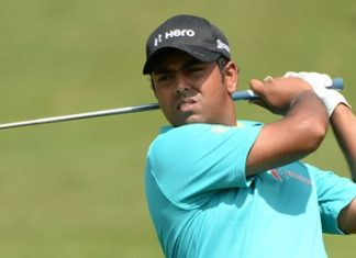 Indian Golfer Anirban Lahiri