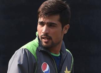 Pakistani Cricketer Mohammad Amir