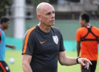 Indian Football Coach,Stephen Constantine