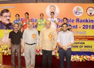 all india double ranking badminton