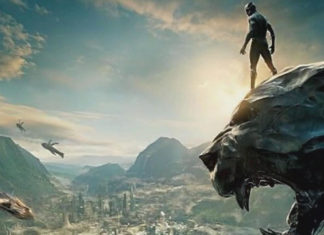 Hollywood Movie,Black Panther,6500 Crore World Wide Collection,