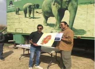 chahal-tour-to-elephant-life-center