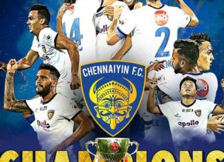 chennai_fc wins final- second time champion