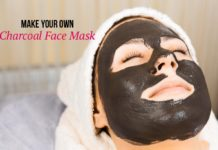 Charcoal Face Pack, Open Pores, Skin Care, Beauty Tips