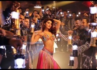 Bollywood Actress,Jacqueline Fernandez,Madhuri Dixit,Dedicated Dance Ek Do Teen Song