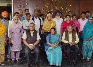Sushma Swaraj, Iraq, V.K. Singh. PM Modi, Kidnapping in Iraq, Harjeet