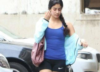 Bollywood Actress,Jhanvi kapoor,Vogue Photoshoot,Sridevi Daughter