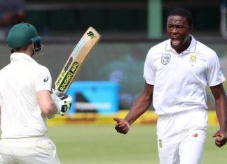 Port Elizabeth Test,Australia Vs South Africa,Second Test Match,Kagiso Rabada,Took 5 Wickets