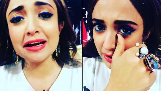 Monali Thakur,Song Singer,Rising Star Crying ,Bollywood