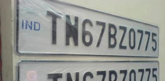 Nitin Gadkari, Number Plates, Automobile companies in India,