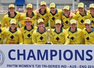 Australian Women Cricket Team