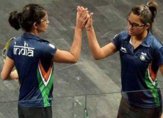 Deepika and Joshna