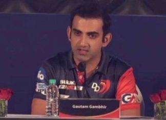 IPL-2018-Gautam-Gambhir-returns-as-Delhi-Daredevils-captain