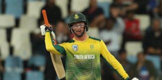 South Africa wicketkeeper Heinrich Klaasen