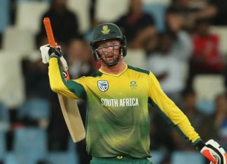 South Africa wicketkeeper Heinrich Klaasen