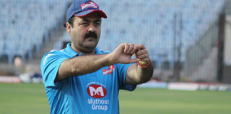 ashish kapoor Indian Former Cricketer