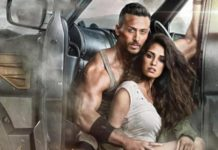 Movie,Baaghi 2,Box Office Collection,Day 4,Starrer Tiger Shroff,Disha Patni