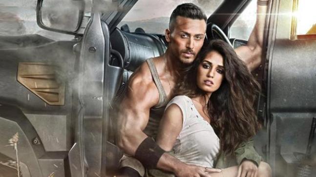 Movie,Baaghi 2,Box Office Collection,Day 4,Starrer Tiger Shroff,Disha Patni