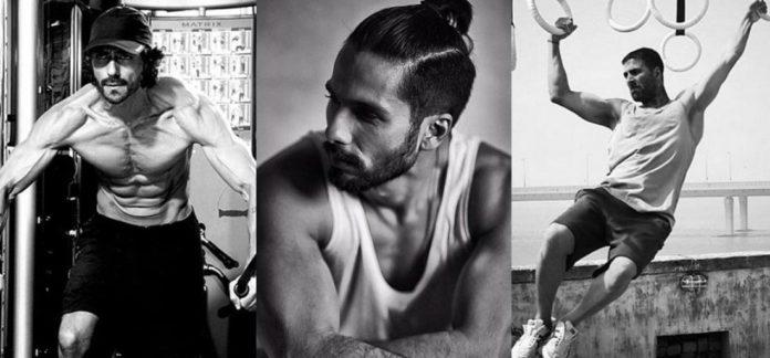 bollywood actors fitness mantra shahid kapoor akshay kumar vidyut jamwal varun dhawan